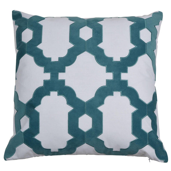 Brighton Turquoise Cover - The Home Accessories Company