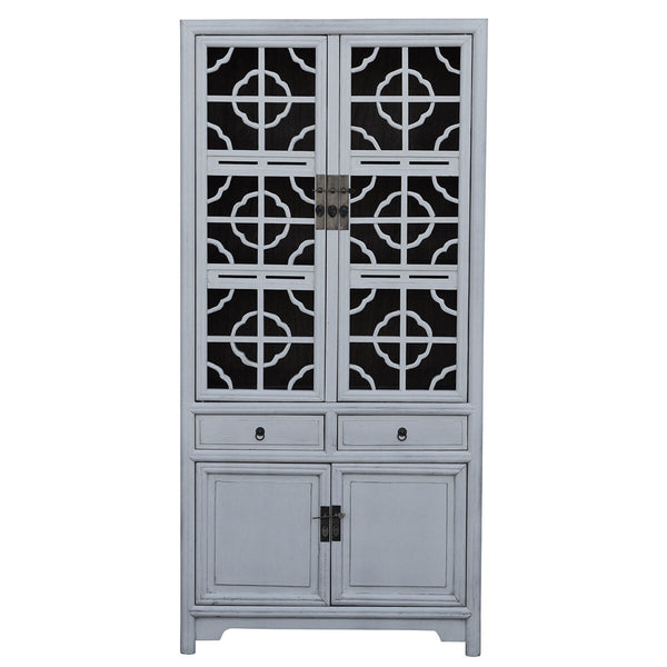 Shenzhen Cabinet White - The Home Accessories Company