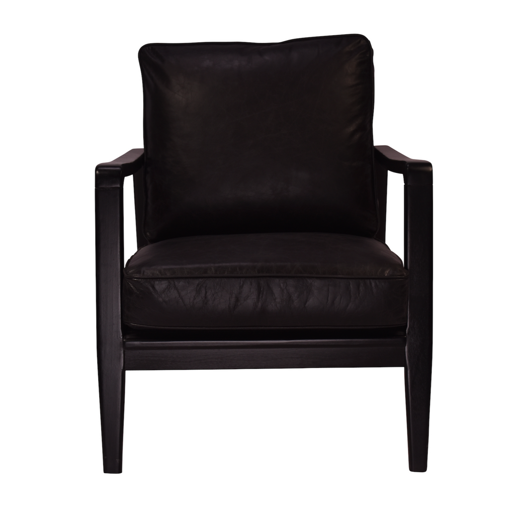 Buckle Leather Chair - The Home Accessories Company 3