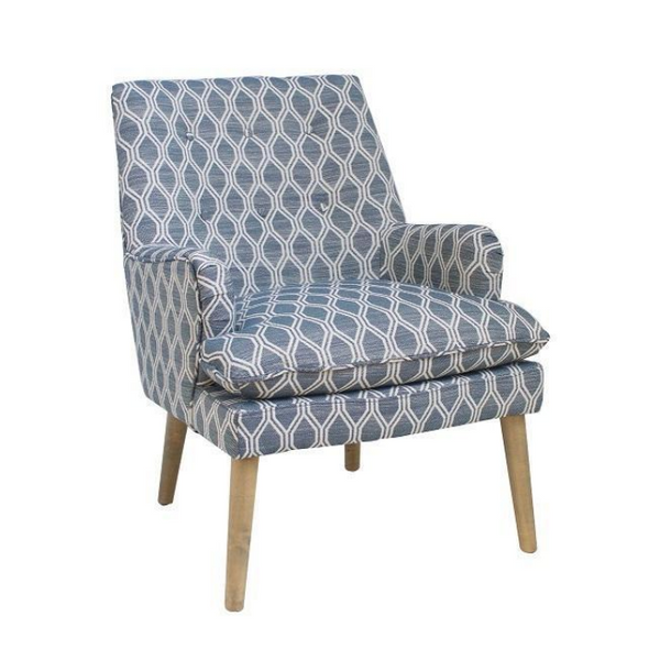 Santa Fe Patterned Armchair - The Home Accessories Company 3