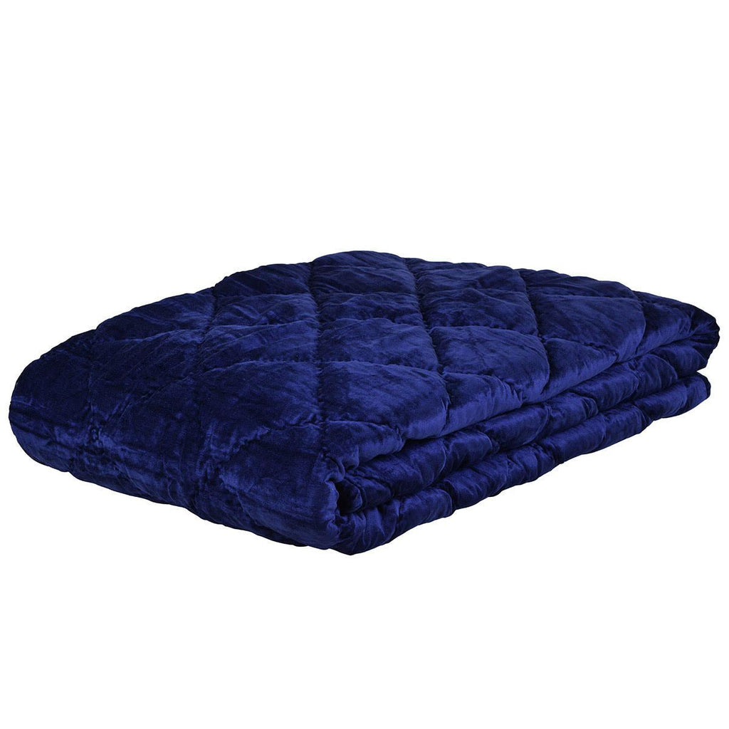 Florentine Comforter Navy - The Home Accessories Company