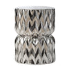 Crystal Ceramic Side Table - The Home Accessories Company 2