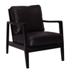 Buckle Leather Chair - The Home Accessories Company