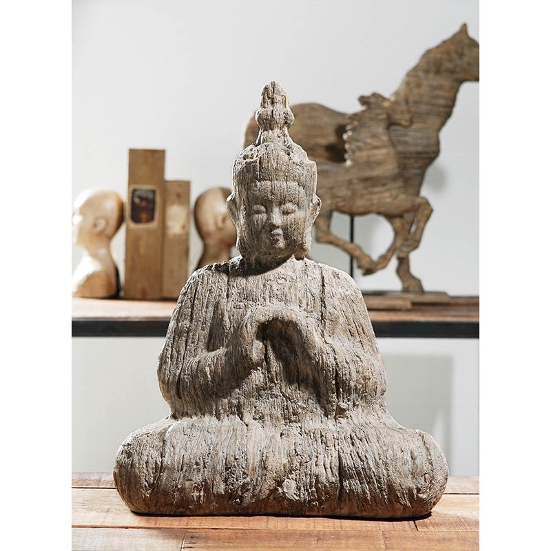 Sitting Buddha - The Home Accessories Company 3