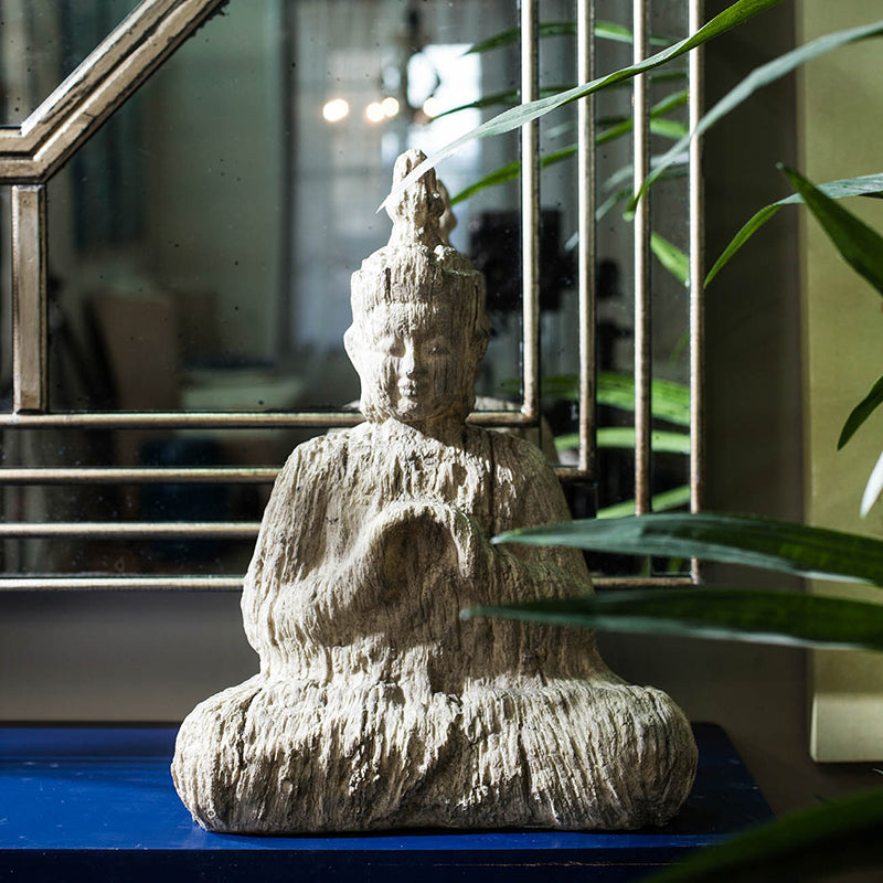 Sitting Buddha - The Home Accessories Company 4