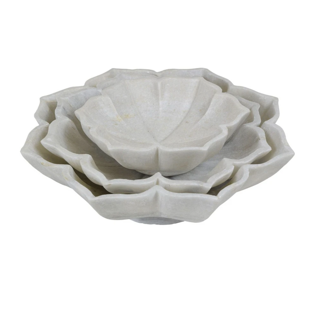 Anya Marble Bowl - The Home Accessories Company 3