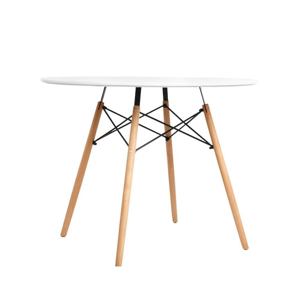 Round Replica Eames DSW Dining Table - The Home Accessories Company