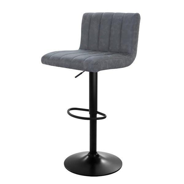Swivel Vintage Bar Stool - The Home Accessories Company