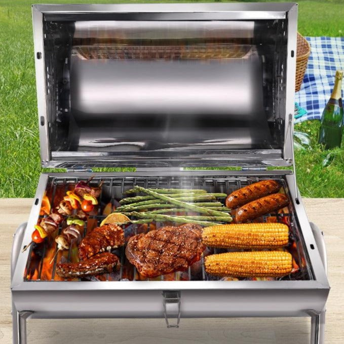Portable BBQ Grill - The Home Accessories Company 2