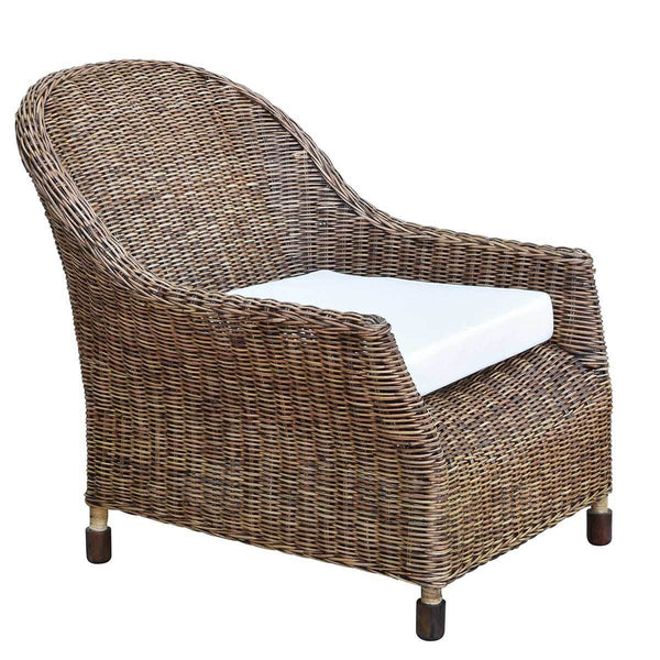 Plantation Lounge Chair - The Home Accessories Company
