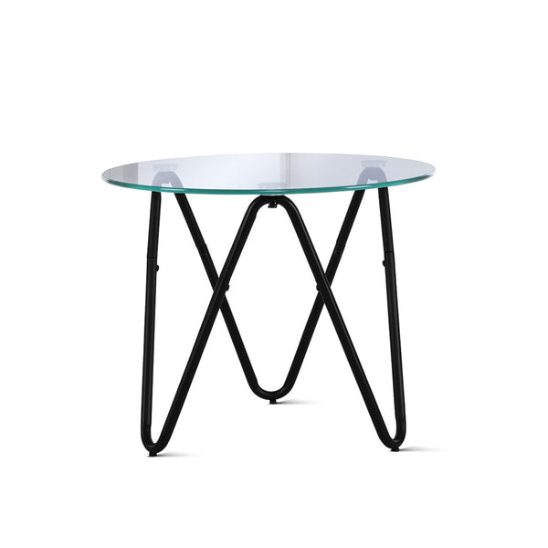 Glass Top Coffee Table - The Home Accessories Company