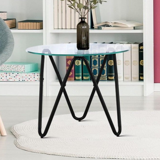 Glass Top Coffee Table - The Home Accessories Company 1