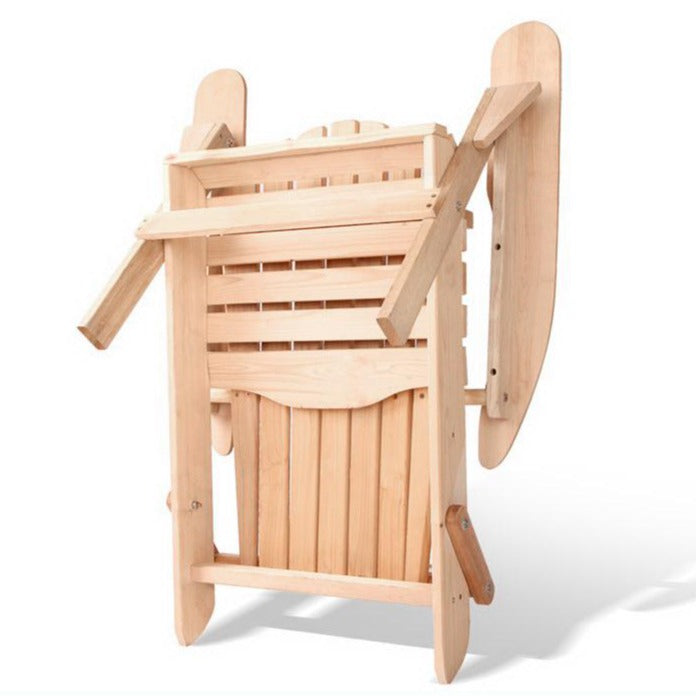 Outdoor Wooden Patio Chair -The Home Accessories Company 1