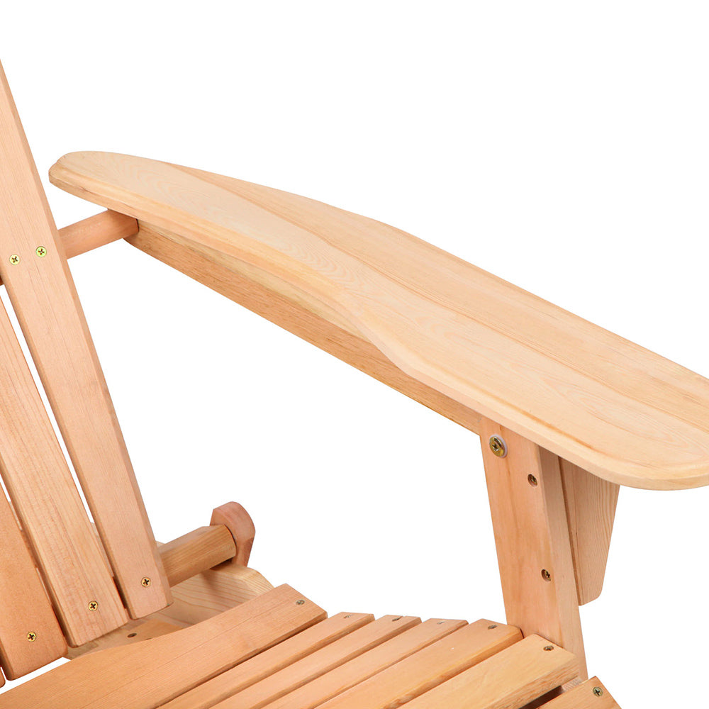 Outdoor Wooden Patio Chair -The Home Accessories Company 2