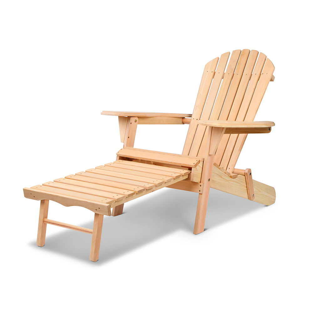 Outdoor Recliner Sun Lounge Chair - The Home Accessories Company