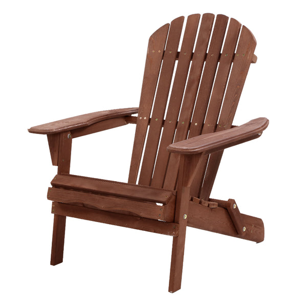 Outdoor Wooden Patio Chair - The Home Accessories Company
