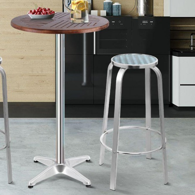 Outdoor Bistro Bar Table & Stools - The Home Accessories Company 1