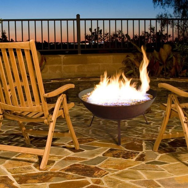 Rustic Outdoor Fire Pit - The Home Accessories Company 1
