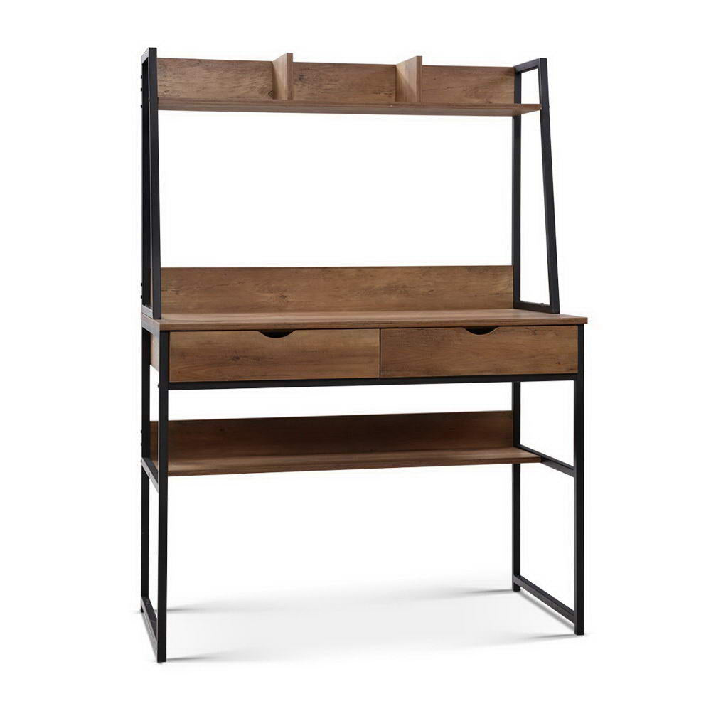 Wooden Office Storage Desk - The Home Accessories Company