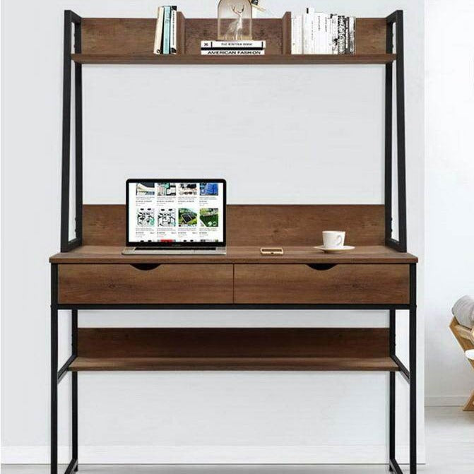 Wooden Office Storage Desk - The Home Accessories Company 1