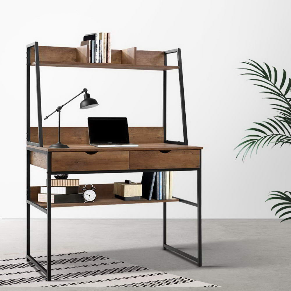 Wooden Office Storage Desk - The Home Accessories Company 2