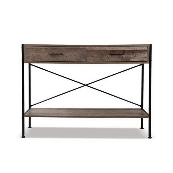 Wooden Hallway Console Table - The Home Accessories Company