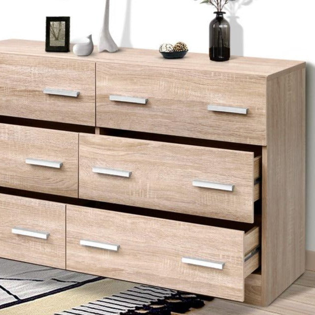 Double Chest of Drawers - The Home Accessories Company 1