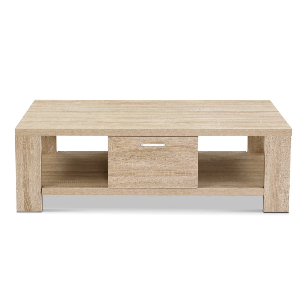 Wooden Shelf Coffee Table - The Home Accessories Company 1