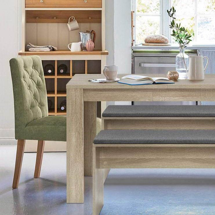 Dining Table 4 Seater - The Home Accessories Company 1