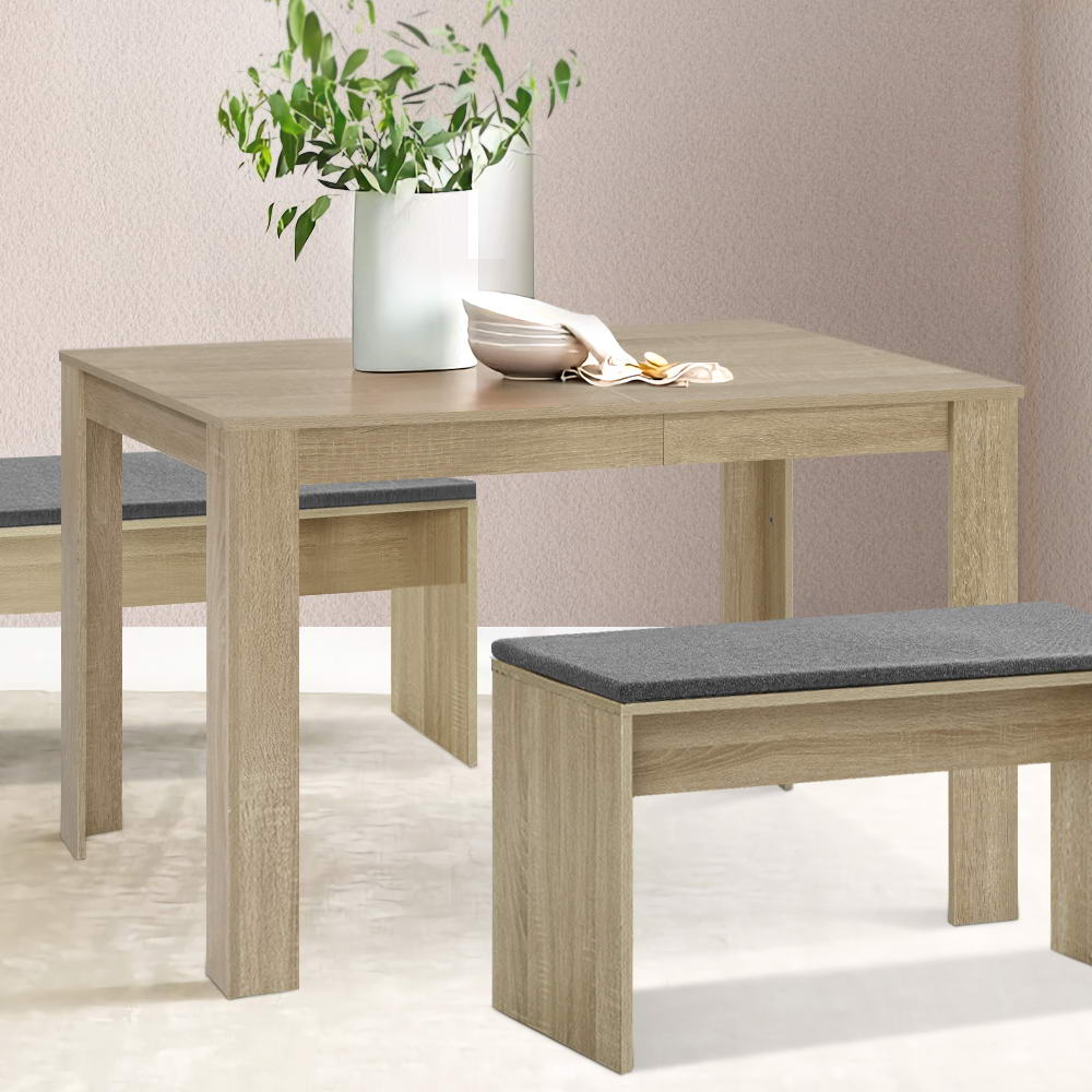 Dining Table 4 Seater - The Home Accessories Company 2