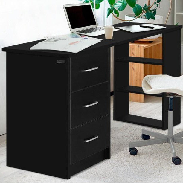 Office Computer Desk - Black - The Home Accessories Company 2