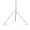 Wooden Coat Stand with 6 Hooks - White - The Home Accessories Company 2