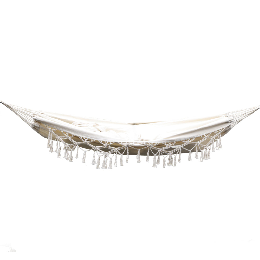 Hanging Tassel Swing Hammock - The Home Accessories Company 1