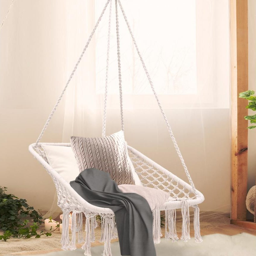 Hammock Swing Chair - Square - The Home Accessories Company 1