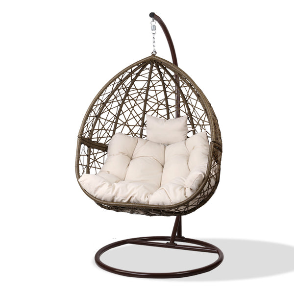 Outdoor Hanging Swing Chair - The Home Accessories Company