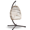 Outdoor Hanging Rattan Swing Chair - The Home Accessories Company