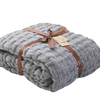 knitted blanket throw- The Home Accessories Company 6