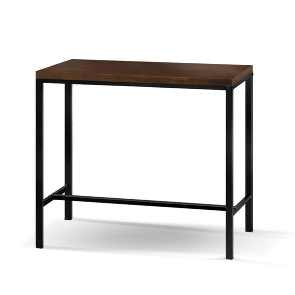 Vintage Industrial High Bar Table - The Home Accessories Company