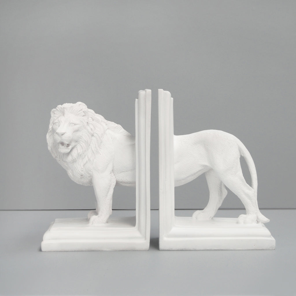 Lion Bookends - Multiple Colours Available - The Home Accessories Company 4