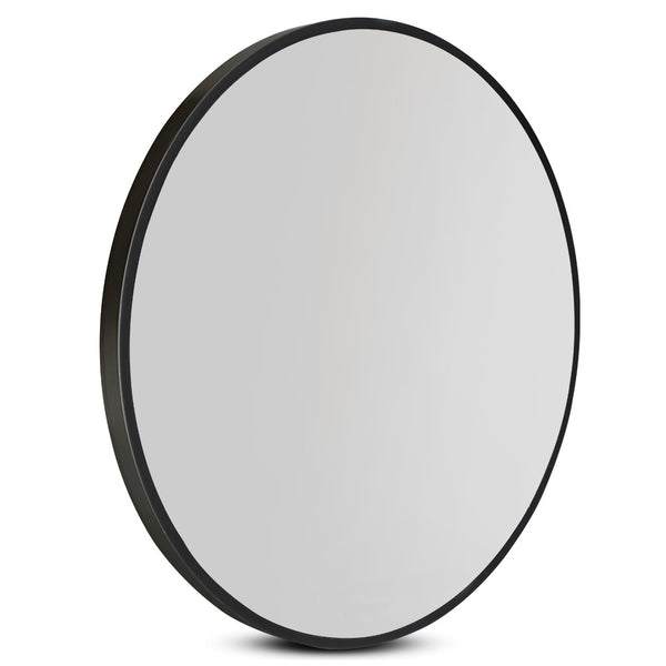 60cm Frameless Round Wall Mirror - The Home Accessories Company