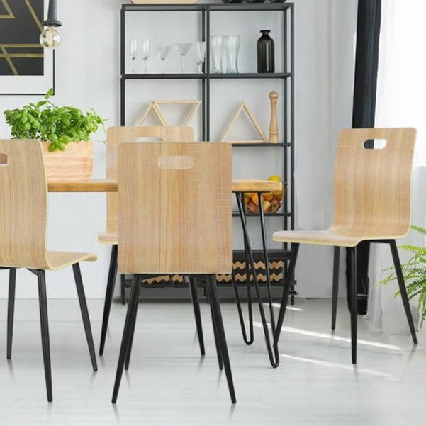 4 x Bentwood Dining Chairs - The Home Accessories Company 2