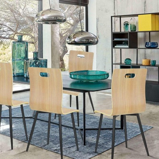 4 x Bentwood Dining Chairs - The Home Accessories Company 3