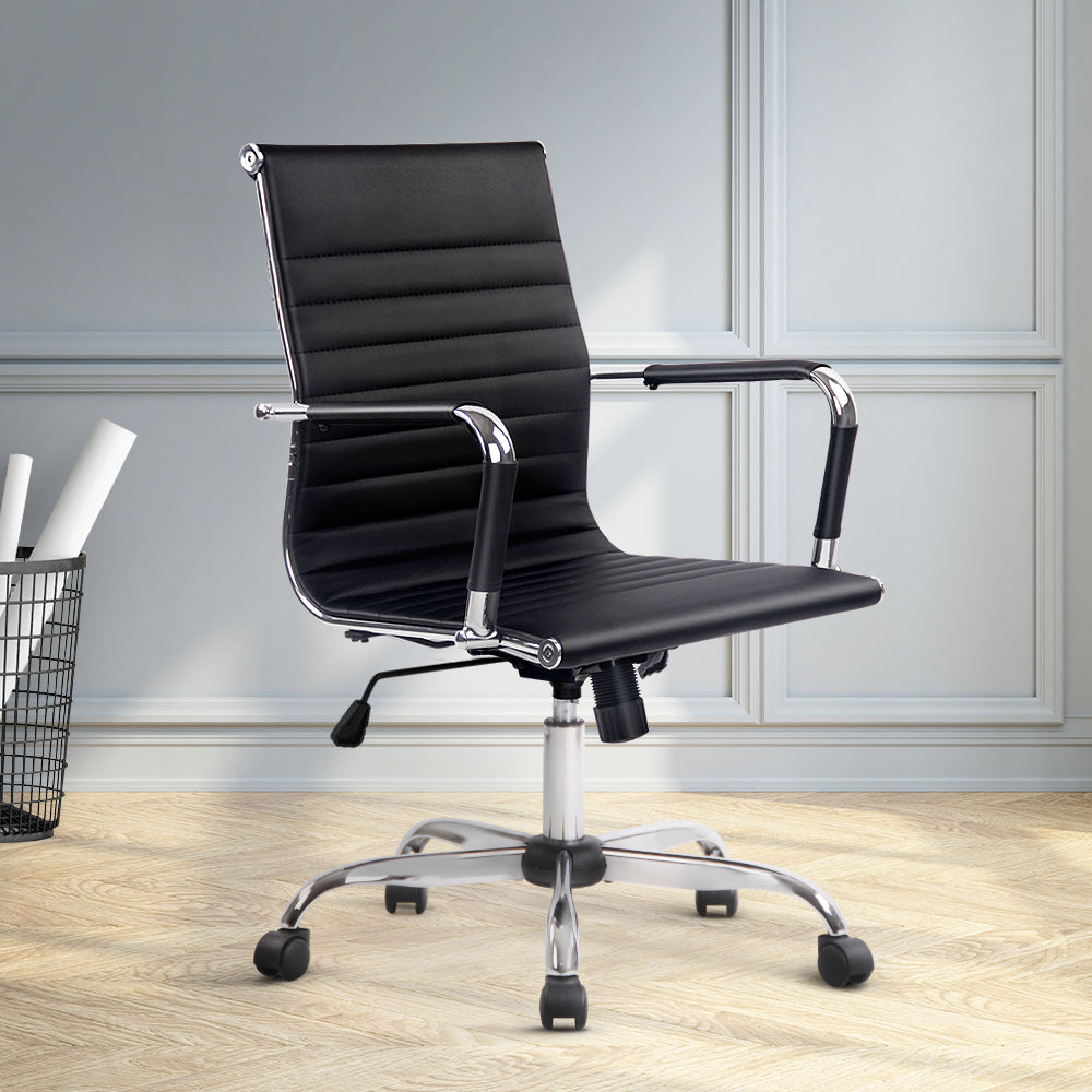 Eames Replica Executive Office Chair -  Black - The Home Accessories Company 3