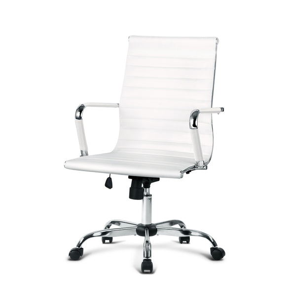 Eames Replica Executive Office Chair - White - The Home Accessories Company