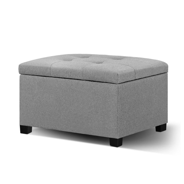 Classic Storage Ottoman - The Home Accessories Company