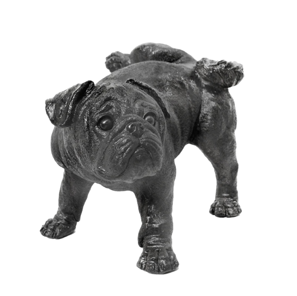 Peeing Pug - The Home Accessories Company