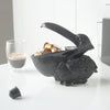 Pelican Bowl -  Black - The Home Accessories Company 1