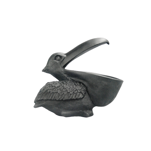 Pelican Bowl -  Black - The Home Accessories Company