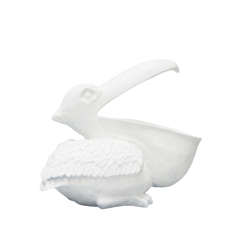 Pelican Bowl -  White - The Home Accessories Company
