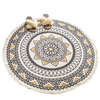 Round Bohemian Rug in Multiple Styles - The Home Accessories Company 1